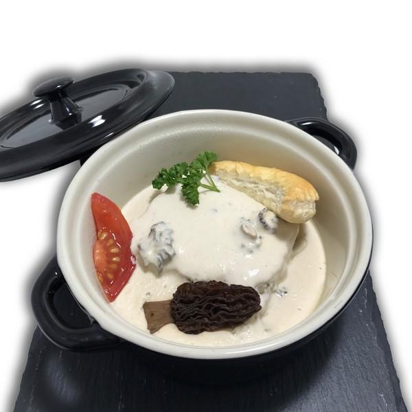 Cassolette de ris de veau