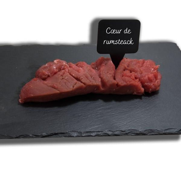 Cœur de rumsteack de bœuf