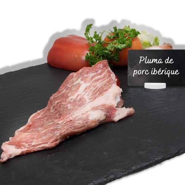 Pluma de porc ibérique