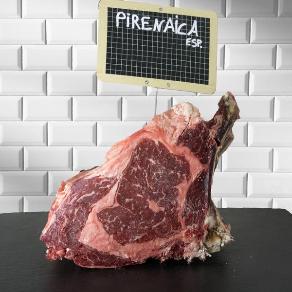 Côte de bœuf Pirenaica maturée